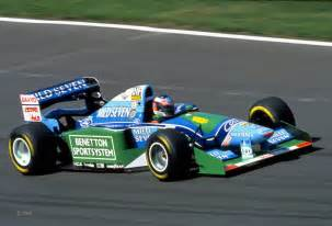 Schumacher Cadillac Benetton Ford Schumacher 1994 Cadillac