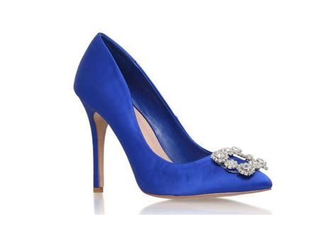 Wedding Shoes On A Budget shoe deja vu carvela does manolo carrie s wedding shoes