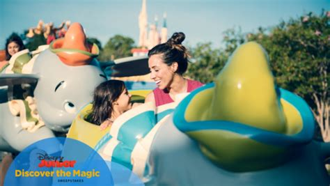 Disney My First Visit Sweepstakes - win a trip to walt disney world with the discover the magic sweepstakes from disney jr