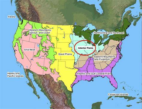 Interior Region by The Midwest Webquest Mr Martin Social Studies