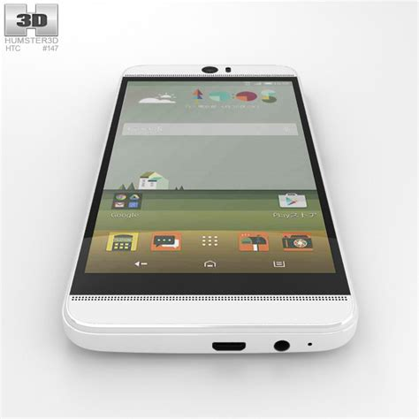 Hp Htc J Butterfly 3 htc j butterfly 3 white 3d model hum3d