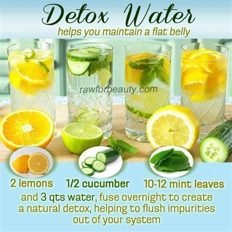 Ways To Detox Skin Lemons by Lemon Detox Water Bad Need Not Apply