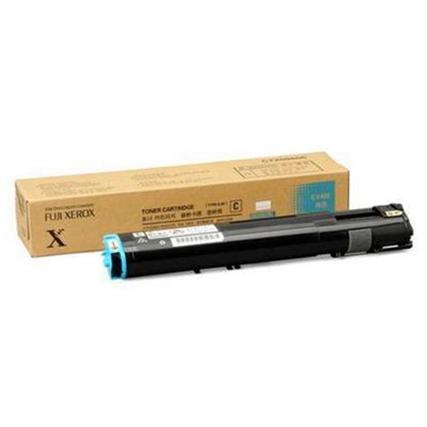 fuji xerox docuprint c3055 ct200806 cyan original distributor tinta printer original
