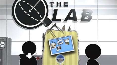 In The Lab the lab by valve htc vive