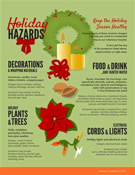 Christmas Decorations Dogs Holiday Safety For Pets Hazards Around The House Big