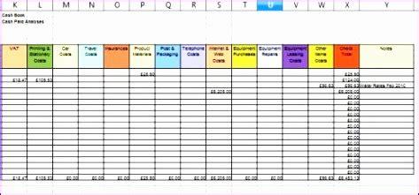 cash book template excel exceltemplates exceltemplates