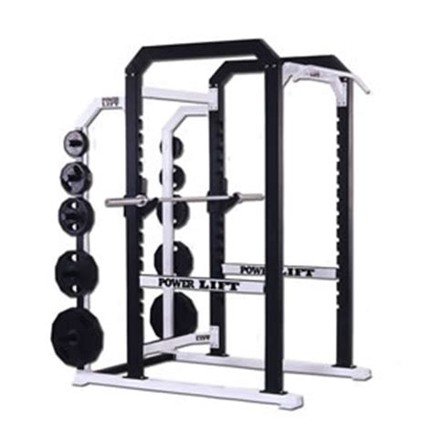 Power Lift Power Rack by Power Lift Power Racks Squat Racks Power Lifting Equipment Freeweights Olympic Lifting