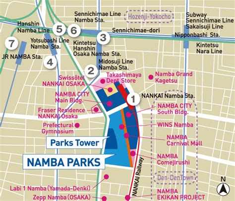 Study Materials For Mba Exit by Access By Namba Parks Namba Parks