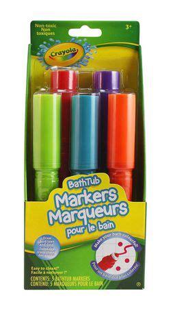 bathtub markers crayola bathtub markers walmart ca