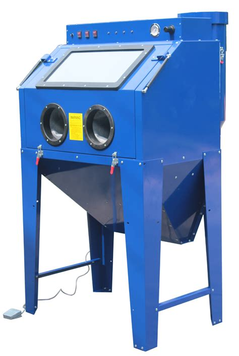 Water Blasting Cabinet by Kernel Sbc350l Clamshell Abrasive Sand Blasting Cabinet