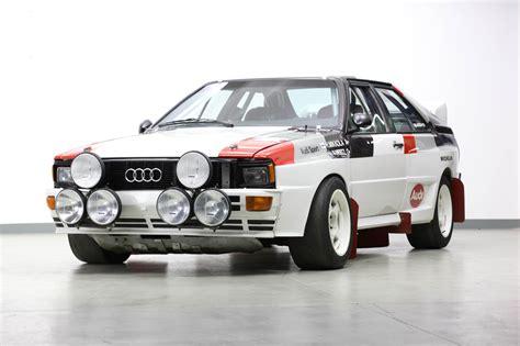 Audi Quattro A1 1982 Sprzedane Giełda Klasyk 243 W