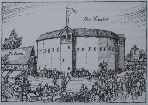 the curtain playhouse theatre 1576 98 shakespearean london theatres