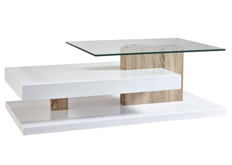 basse cuisine table basse contemporaine en verre table basse table