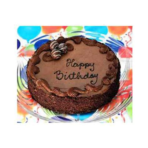 Birthday Cake Delivery by Chocolate Mousse Torte Happy Birthday Cake Delivery United