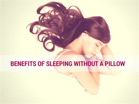 Sleep Without Pillow by Sleeping Without Pillow Interior Design