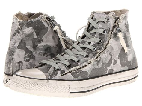 Converse Varvatos Weapon Denim Turtledove Zip varvatos converse chuck all zip hi