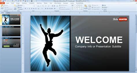 Slidehunter Miles De Plantillas Gratis Para Presentaciones Powerpoint Social Geek Templates Para Gratis