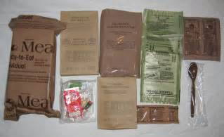 what is an mre meal ready to eat mre info