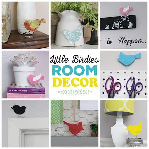 birdies room birdies diy room decor
