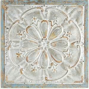 Medallion Wall Decor by Embossed Medallion Metal Wall Decor Pier 1 Imports