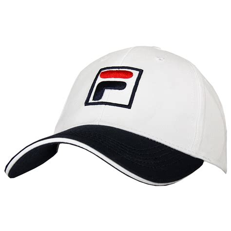 fila madson baseball cap accessories caps hats