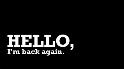 Im Back 2 by Hello I M Back Apramana Is Back Apramana