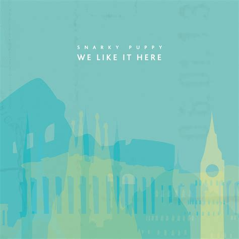 we it snarky puppy we like it here album review