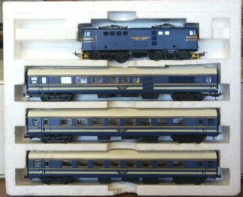 bid or bay railway ho lima sar sas blue set brand new