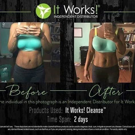 It Works Detox Challenge by Best 25 Itworks Cleanse Ideas On It Works