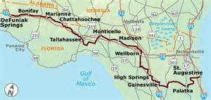 defuniak springs florida map adventure cycling association southern tier section 7