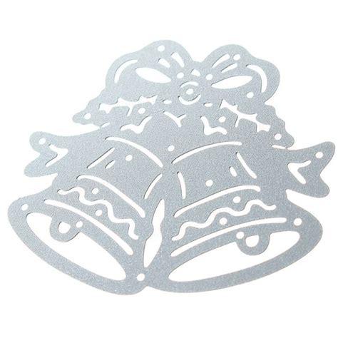 bells metal cutting dies stencils bell metal die cutting stencil template diy