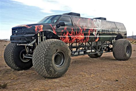 video monster truck video million dollar monster truck for sale