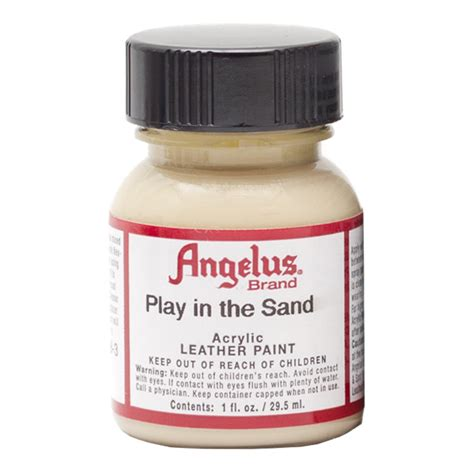 angelus paint in buy angelus leather paint 1 oz play in the sand