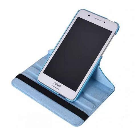 Promo Asus Fone Pad 7 Fe 375 Flip Book Trans Cover Asus Fon etui clapet protection cuir bleu pour asus fonepad 7 fe375cxg