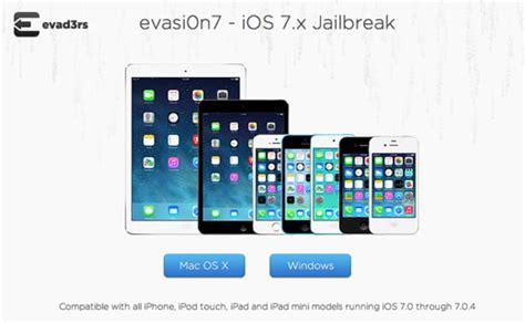 how to jailbreak ios 7 iphone 5s with evasi0n on mac os x the iphone faq