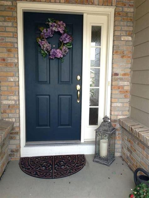 exterior front door   sidelight terrific front door