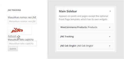 membuat plugin jne wordpress woocommerce jne shipping plugin wajib toko online