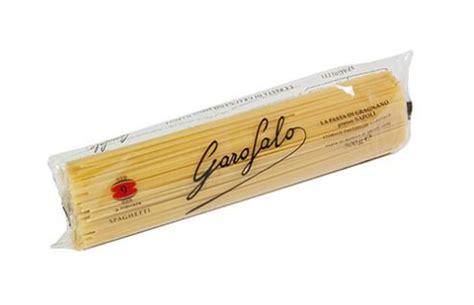 Garofalo Spaghetti 500 Gr pasta garofalo spaghetti 500 gr in punta di forchetta