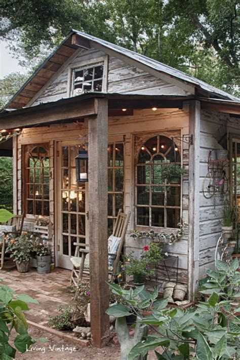 Whimsical Garden Sheds by 14 Whimsical Garden Shed Designs Storage Shed Plans