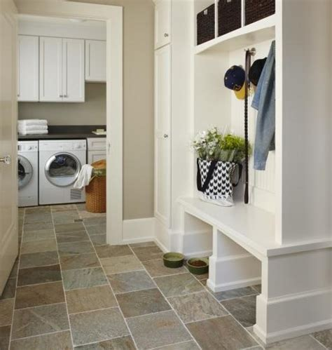 Laundry Room Floors by Mudroom Adjacent To Laundry 12 Quot Tiles Laundry Room