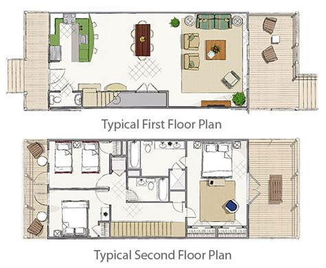 vacation rental house plans marathon resort features floor plans services available
