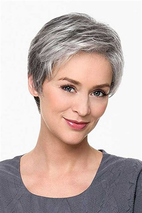 besthairstylefor75yearsoldwomenrazor best short haircuts for older women in 2018 hairiz