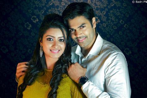 actor ganesh venkatraman wife ganesh venkatraman engaged to anchor nisha krishnan
