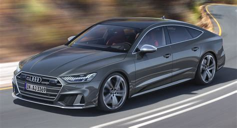 2020 audi s7 2020 audi s7 delivers 444 hp for 83 900 carscoops
