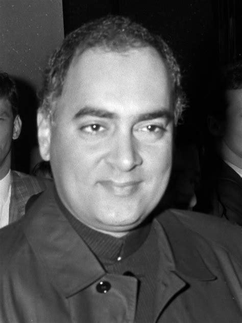 biography of rajiv gandhi in hindi language 1980s in india