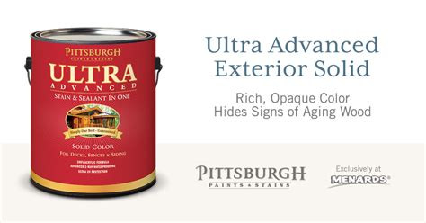 ultra advanced exterior solid color stain