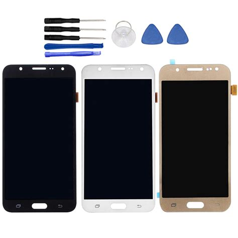 Glass Jete Samsung J7 2016 for samsung galaxy j7 prime j7 2015 j7 2016 lcd display touch screen digitizer assembly