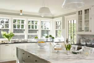 Kitchen countertop kitchen with gray wall paint color white cabinets