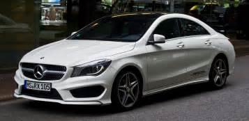 Mercede Dealer File Mercedes 200 Amg Line C 117 Frontansicht