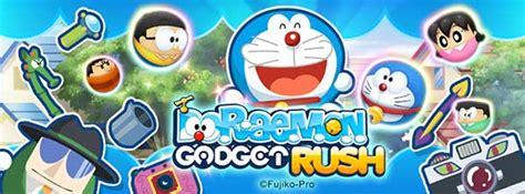 download game doraemon fishing mod apk doraemon gadget rush 1 2 0 apk mod gems tokens android